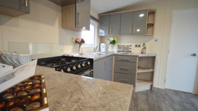 Kitchen of Chilling Lane, Warsash, Southampton SO31