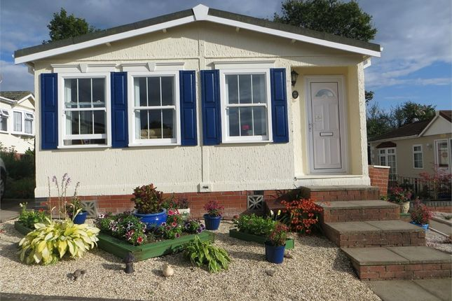 Thumbnail Mobile/park home for sale in Highley Park Homes, Netherton Lane, Highley, Bridgnorth