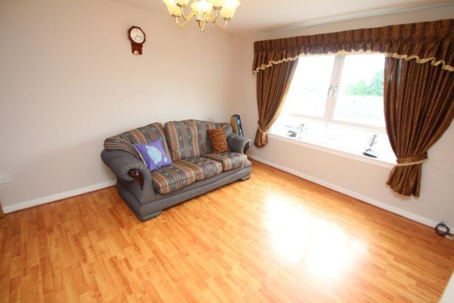 Lounge of Ashiestiel Place, Greenfaulds, Cumbernauld, North Lanarkshire G67