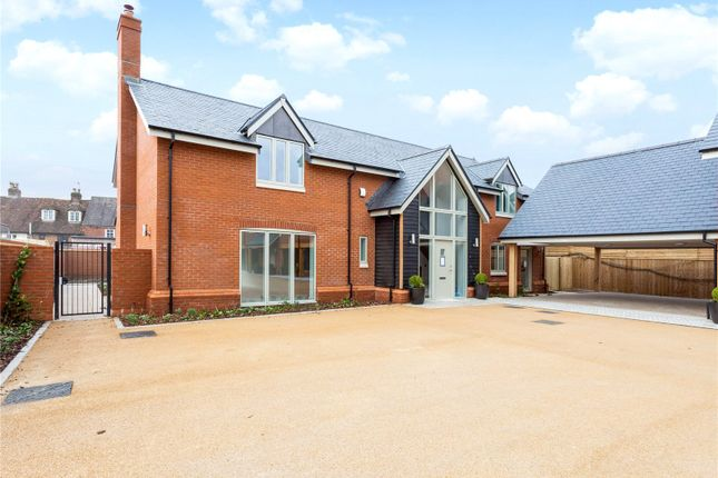 Thumbnail Detached house for sale in Endless Street, Salisbury, Wiltshire