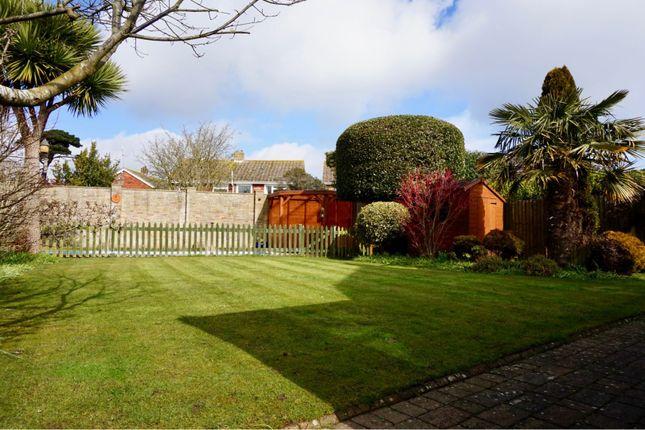 Rear Garden of Old Point, Middleton-On-Sea, Bognor Regis PO22
