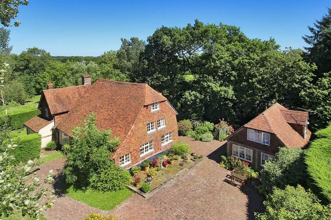 Thumbnail Detached house for sale in Golford Road, Benenden, Cranbrook, Kent