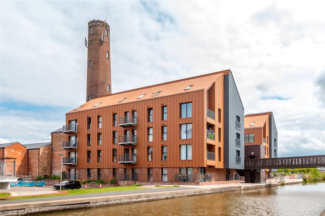 Thumbnail Flat for sale in The Shot Tower, Shot Tower Close, Chester