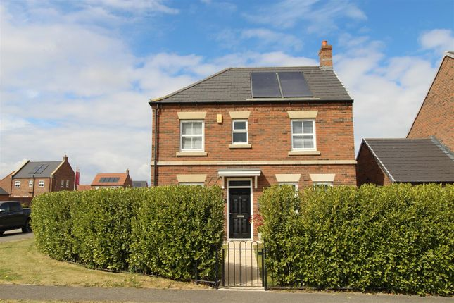 Thumbnail Detached house for sale in Oak Drive, Sowerby, Thirsk