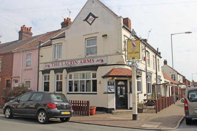 Thumbnail Pub/bar for sale in Alderson Road, Great Yarmouth