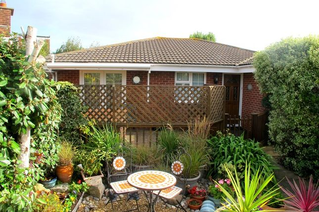 Thumbnail Detached bungalow for sale in Queens Road, Lee-On-The-Solent