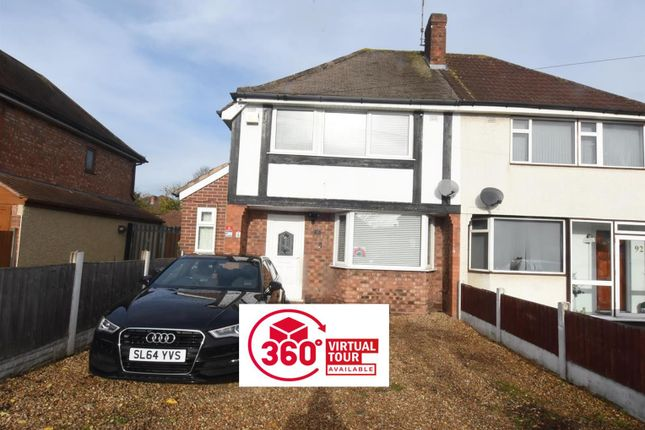 Semi-detached house for sale in Falmouth Road, Hodge Hill, Birmingham