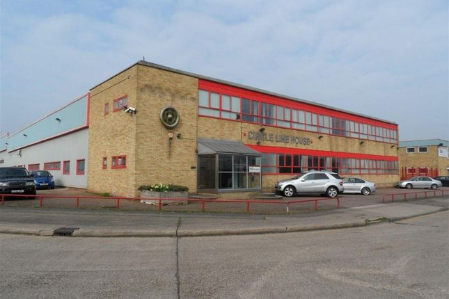 Thumbnail Office to let in First Floor East, Circle Line House, 8 East Road, Harlow, Essex