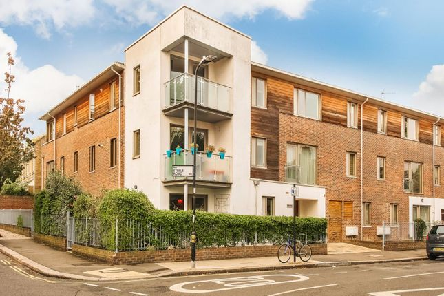 Thumbnail Flat for sale in Church Gate Court, Steele Road, Chiswick, London