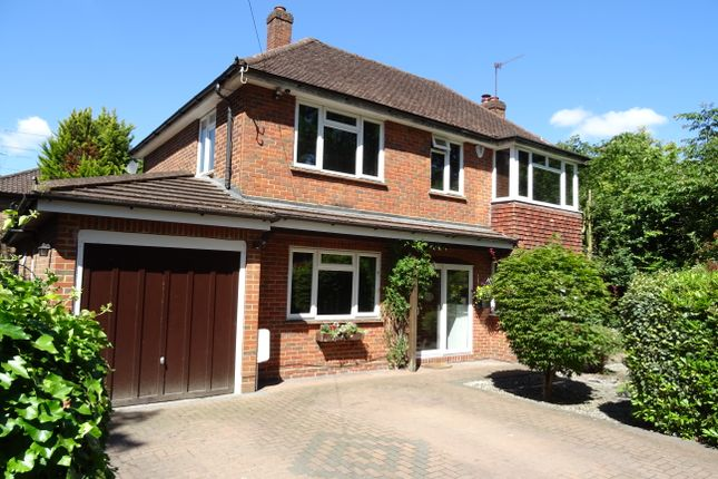Thumbnail Detached house for sale in Byfleet Road, New Haw