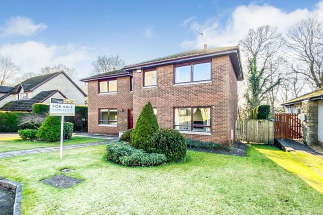Thumbnail Detached house for sale in Downfield Gardens, Bothwell