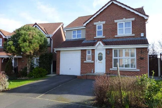 Thumbnail Detached house for sale in Regency Gardens, Blackpool