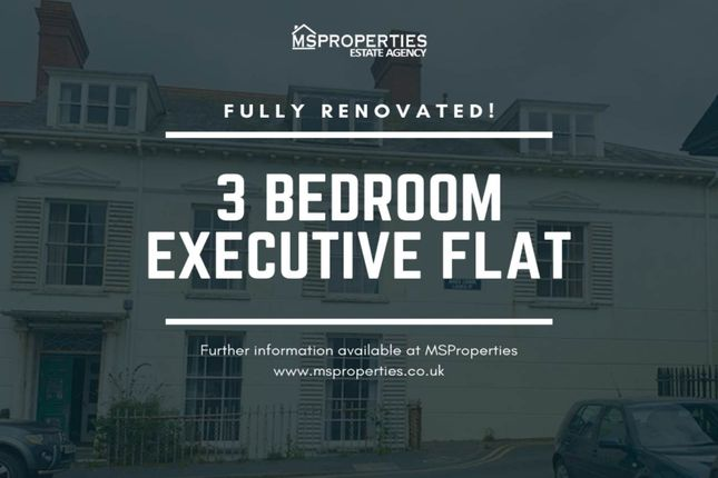 Thumbnail Flat for sale in 9, Laura Place, Aberystwyth
