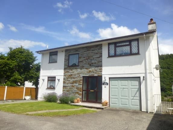 Thumbnail Detached house for sale in Gunnislake, Cornwall