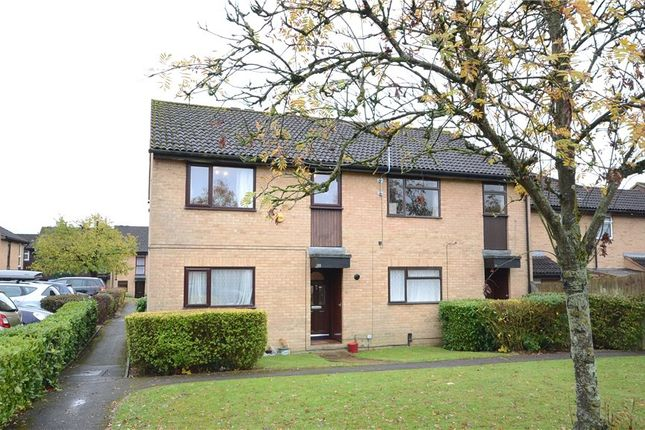 1 bed terraced house for sale in Fleetham Gardens, Lower Earley, Reading