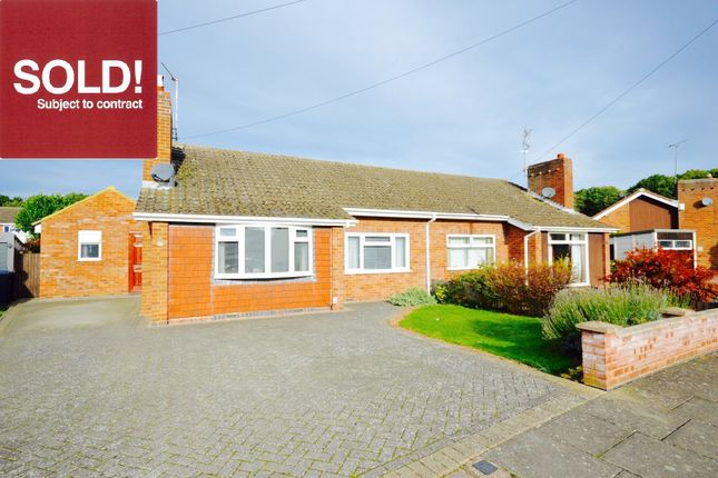 3 bed semi-detached bungalow for sale in Belvoir Drive, Barton Seagrave, Kettering