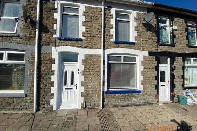 2 bed terraced house for sale in James Terrace, Tonypandy -, Tonypandy CF40