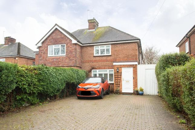 4 bed semi-detached house for sale in Chiddingly Road, Horam, East Sussex TN21
