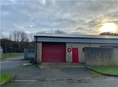 Thumbnail Light industrial to let in Unit 4, Glandon Industrial Estate, Pwllheli, Gwynedd