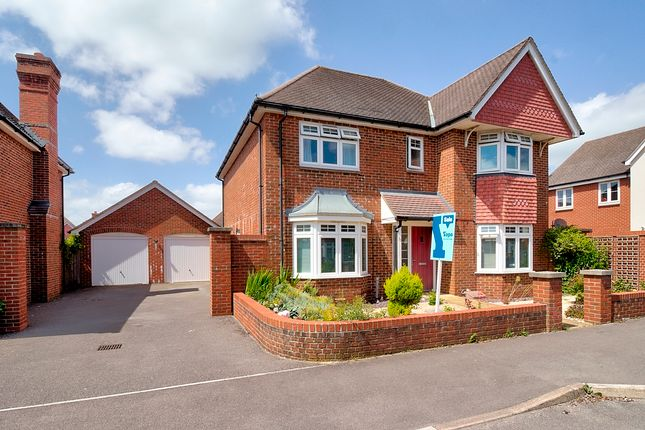 Thumbnail Detached house for sale in Redworth Drive, Amesbury, Salisbury