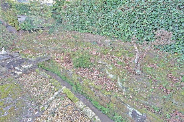 Rear Garden And Stream