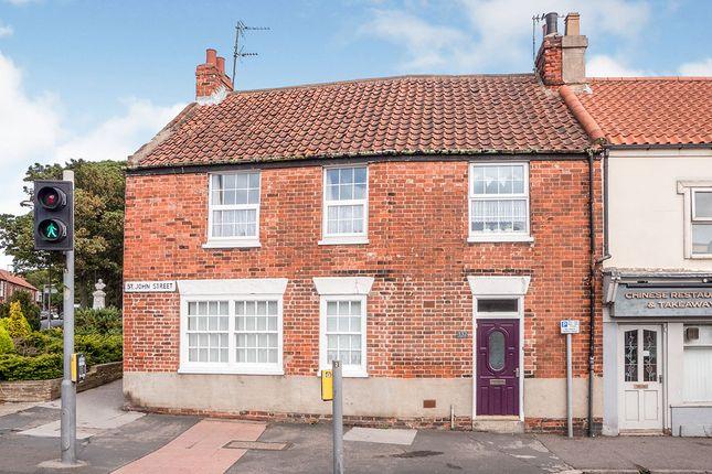 Thumbnail Flat for sale in St. Johns Street, Bridlington, East Yorkshire