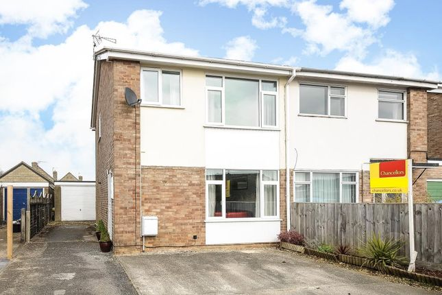 Thumbnail Semi-detached house to rent in Quarry Road, Witney