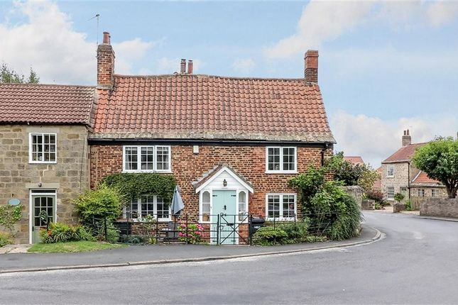Thumbnail Cottage for sale in The Green, Scriven, Knaresborough, North Yorkshire