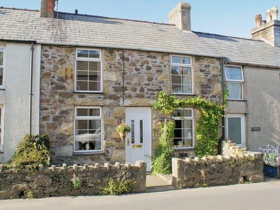 3 bed terraced house for sale in Madryn Terrace, Llanbedrog, Pwllheli, Gwynedd LL53