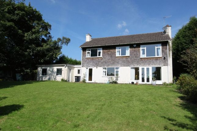 Thumbnail Detached house for sale in Acton, Newcastle-Under-Lyme