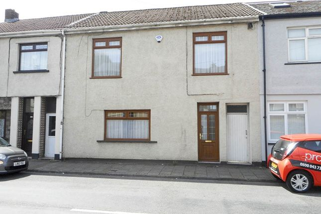 Thumbnail Terraced house for sale in Ystrad -, Pentre