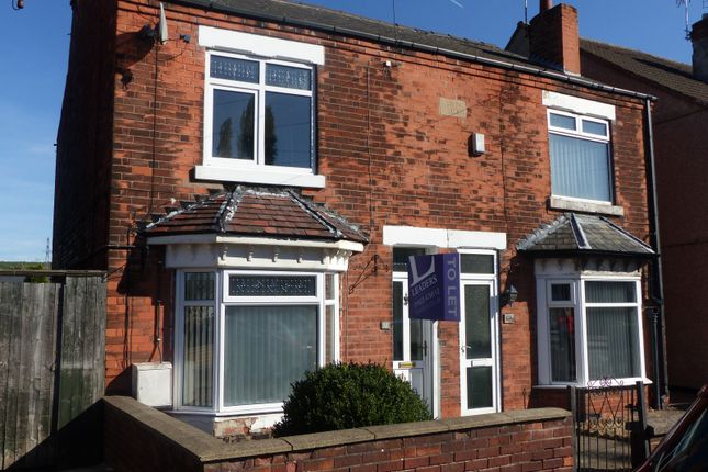 Thumbnail Semi-detached house to rent in Chesterfield Road North, Mansfield