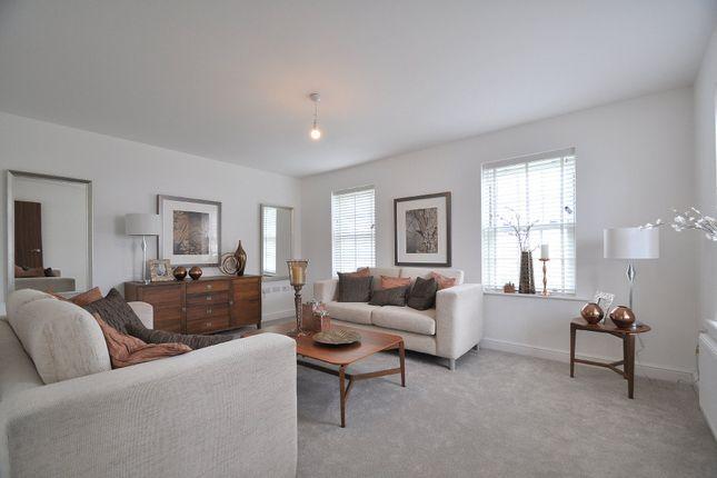Thumbnail End terrace house for sale in Wintringham, Pelham Road, St Neots