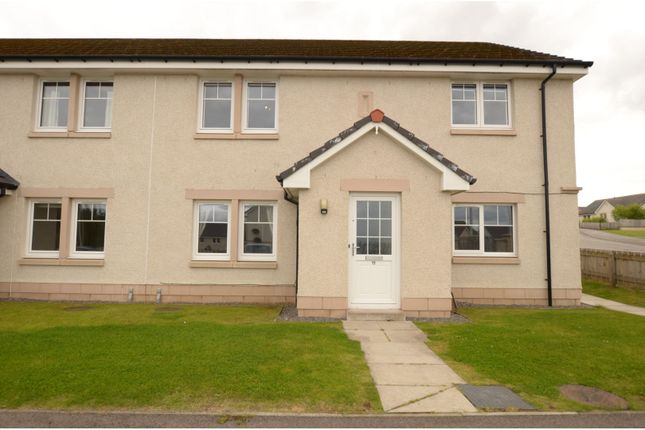 Thumbnail Flat for sale in Oakwood Place, Inverness