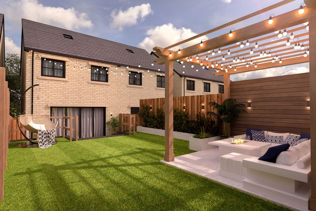 4 bed semi-detached house for sale in Plot 4 Cloverleaf Court, Wharncliffe Side S35
