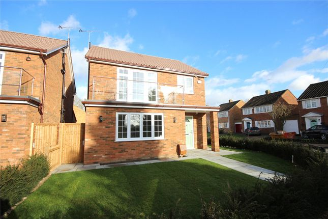 Thumbnail Detached house for sale in Overstone Road, Harpenden, Hertfordshire