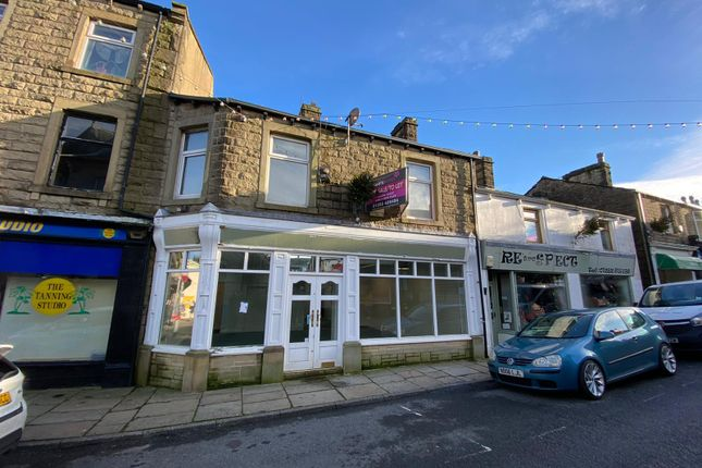 Thumbnail Retail premises for sale in Newtown, Barnoldswick