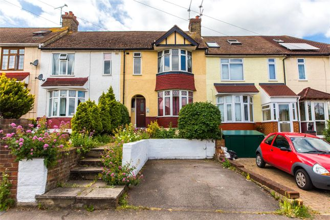 Thumbnail Terraced house for sale in Twydall Lane, Gillingham, Kent