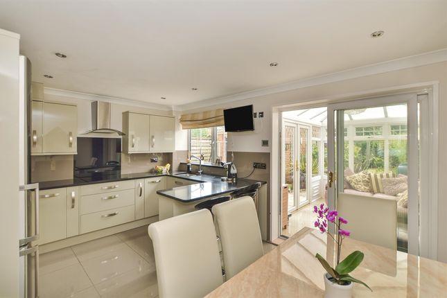 Thumbnail Semi-detached house for sale in Cowdrey Close, Willesborough, Ashford