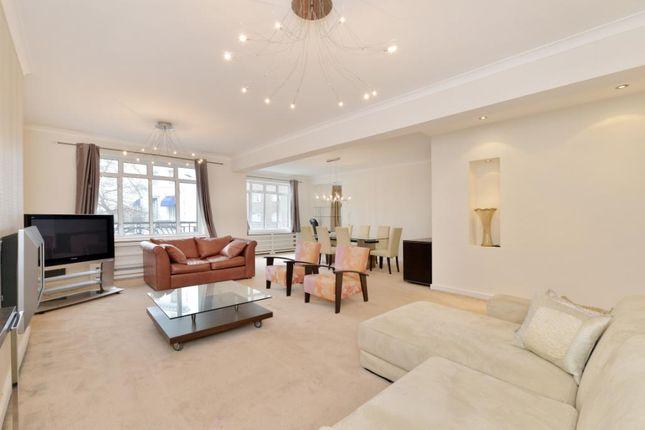 Thumbnail Flat for sale in Lancaster Terrace, London