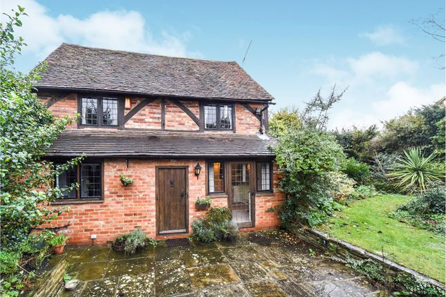 Thumbnail Cottage to rent in Orchard Close, St. Andrews Road, Henley-On-Thames