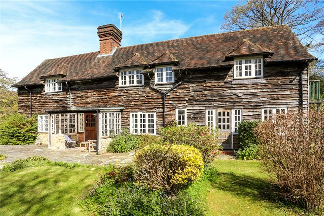 Thumbnail Detached house for sale in Bell Vale Lane, Haslemere, Surrey