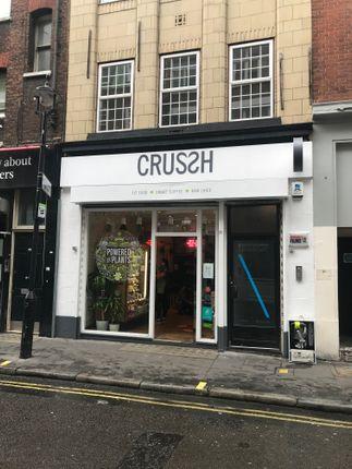 Thumbnail Retail Premises To Let In Broadwick Street London