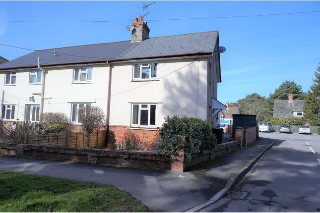Thumbnail Semi-detached house for sale in Middlehill Road, Colehill, Wimborne