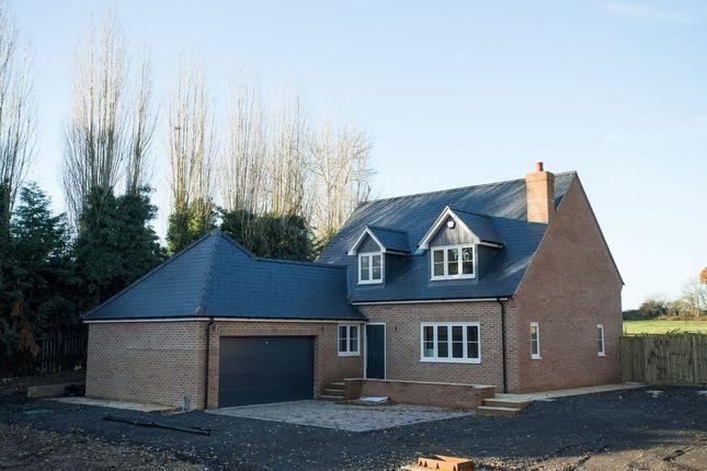 Thumbnail Detached house for sale in Denton Road, Horton, Northampton