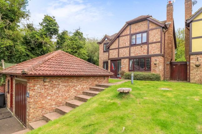 Thumbnail Detached house for sale in Woodhall Lane, Hemel Hempstead