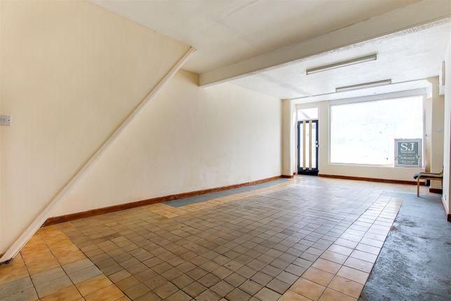 Shop Floor of Station Road, Burnham-On-Crouch CM0