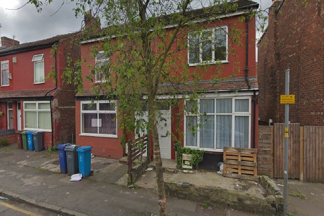 Thumbnail Terraced house for sale in Chapel Street, Levenshulme, Manchester