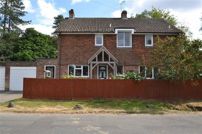 Thumbnail Detached house for sale in Olive Branch Cottages, Folly Road, Inkpen, Berkshire
