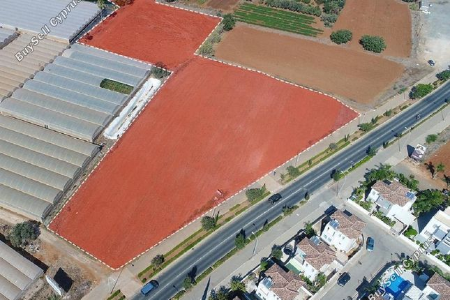 Thumbnail Land for sale in Pernera, Famagusta, Cyprus